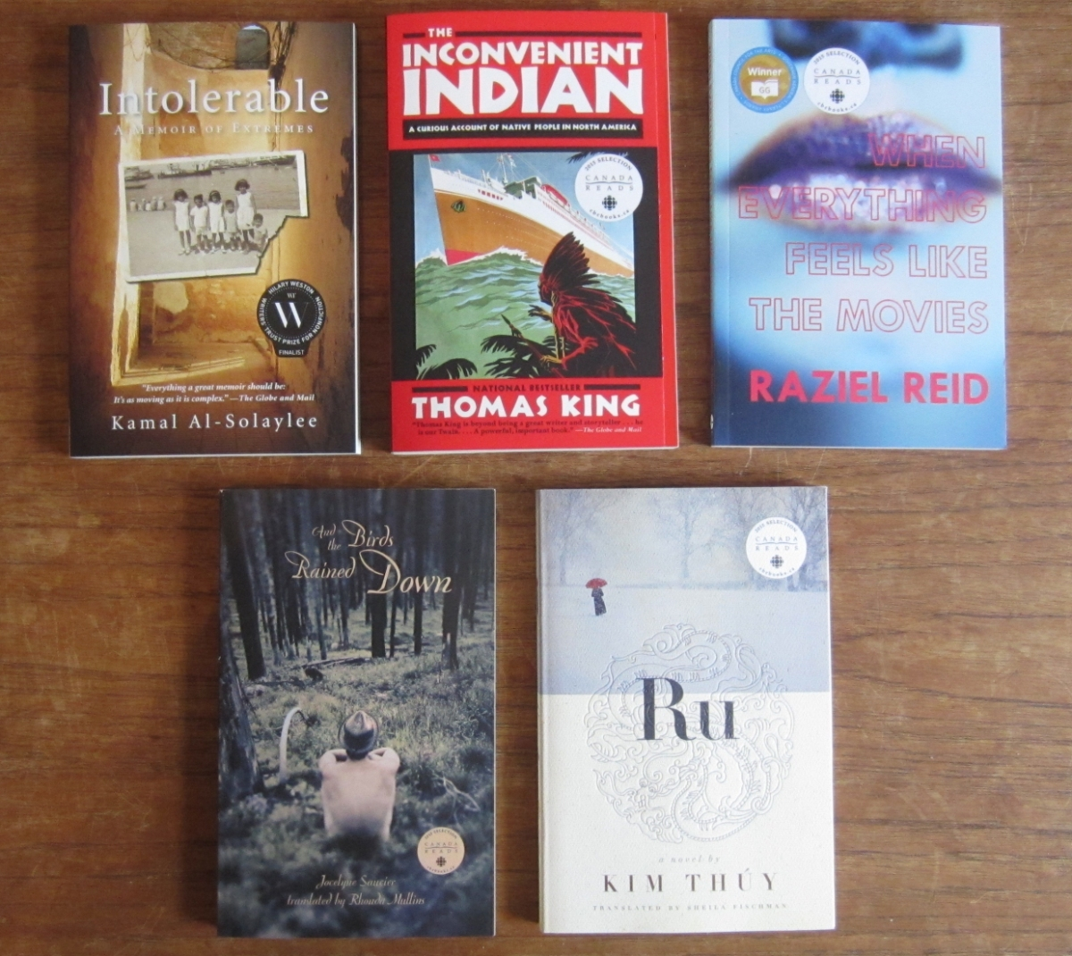Canada Reads 2015