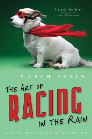 The Art of Racing in the Rain by GarthStein