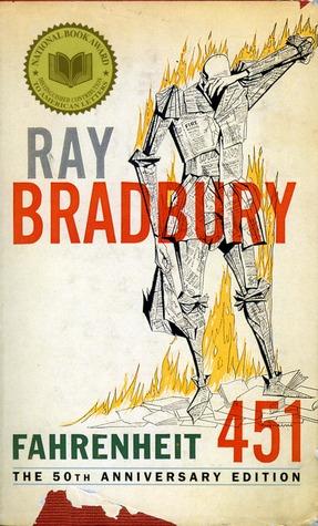Fahrenheit 451 by RayBradbury