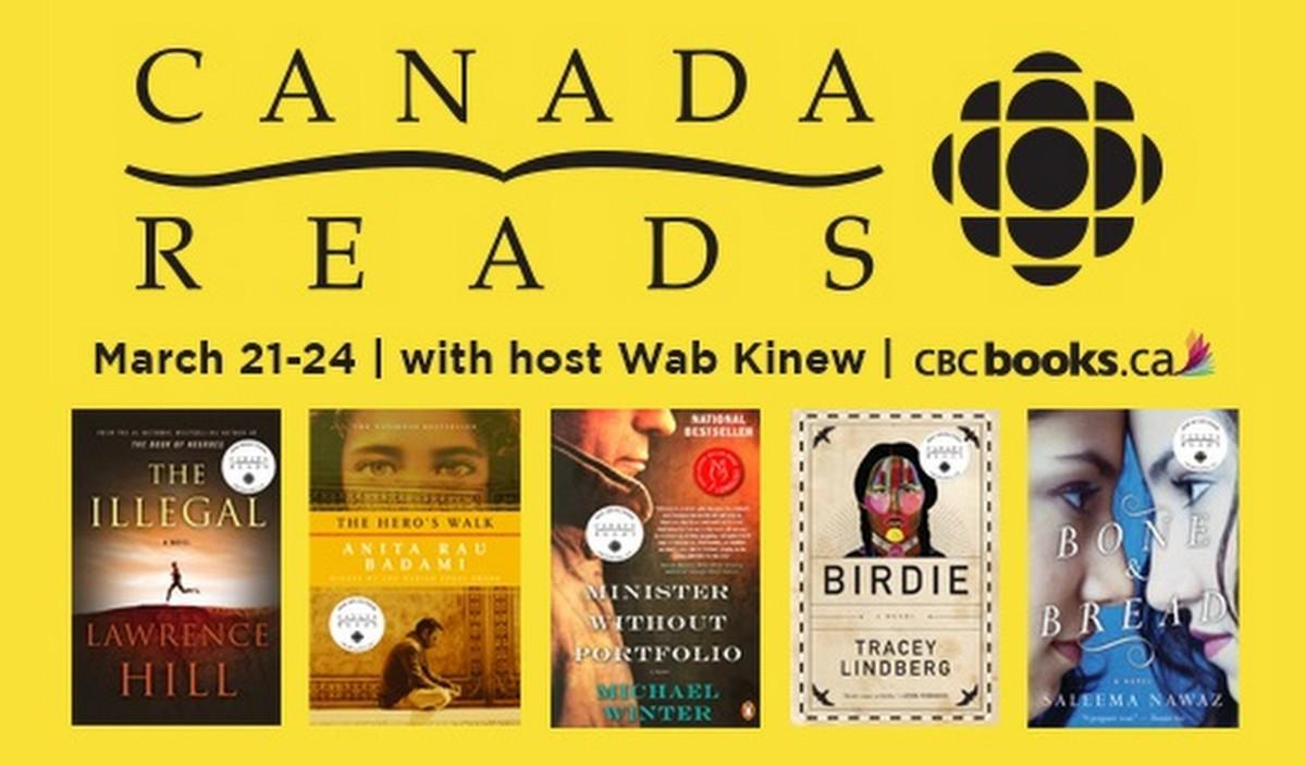 Canada Reads 2016Shortlist