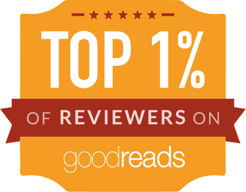 Top 1% of Reviewers on Goodreads!