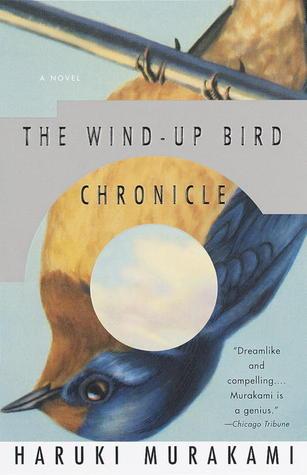 The Wind-Up Bird Chronicle by HarukiMurakami