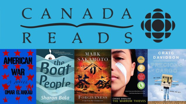 Canada Reads 2018 – Favs and Predictions