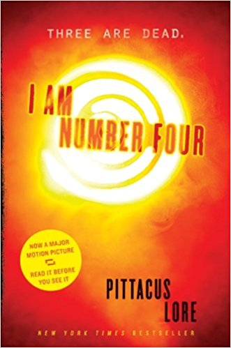 I Am Number Four by Pittacus Lore