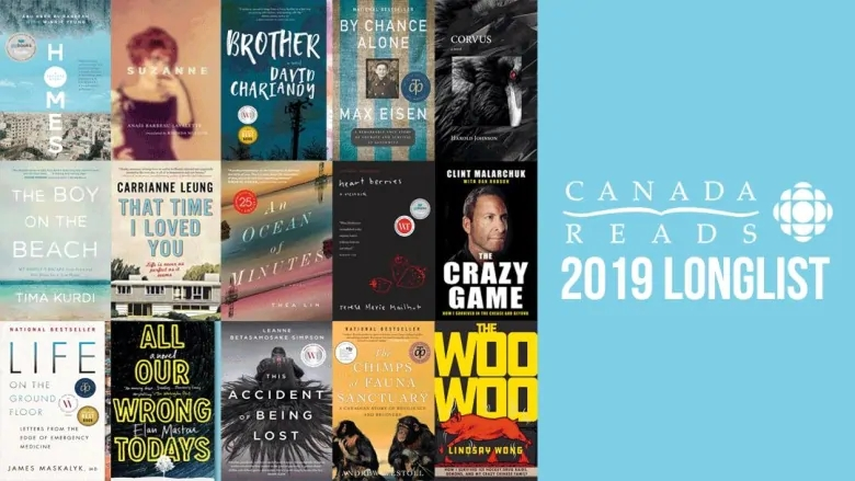 Canada Reads 2019Longlist