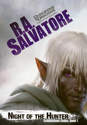 Night of the Hunter by R.A. Salvatore