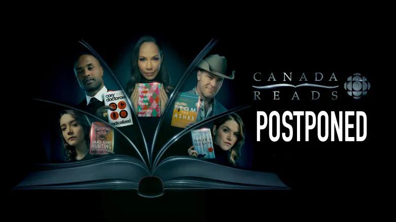 Canada Reads 2020Postponed