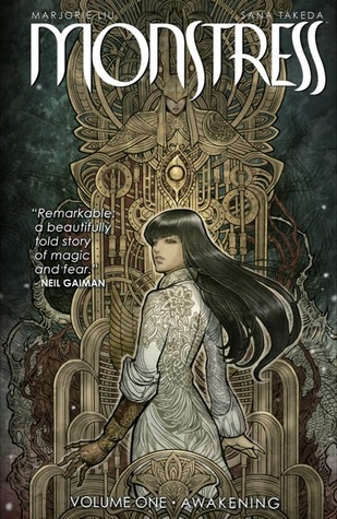 Monstress, Vol 1: Awakening by Marjorie M. Liu