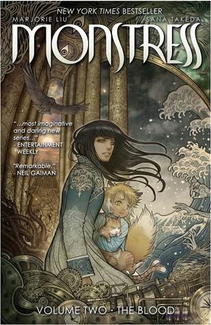Monstress, Vol 2: The Blood by Marjorie M. Liu