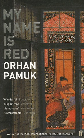 My Name is Red by OrhanPamuk